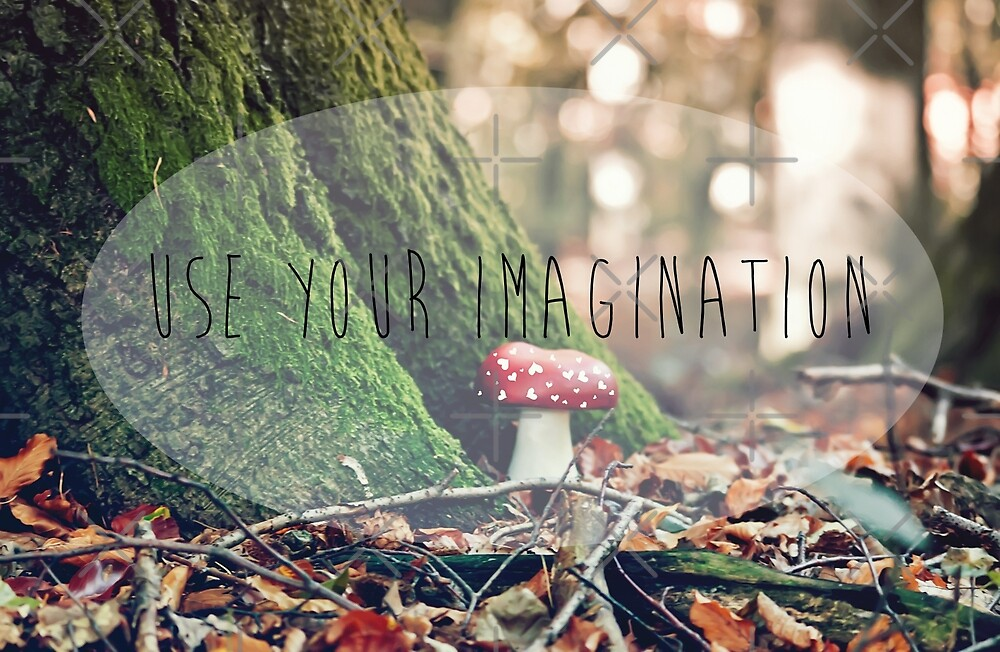 Use Your Imagination by Denise Abé