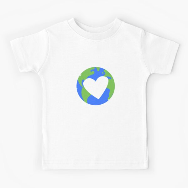In a World Where You Can Be Anything - Be Kind (blue) Kids T-Shirt