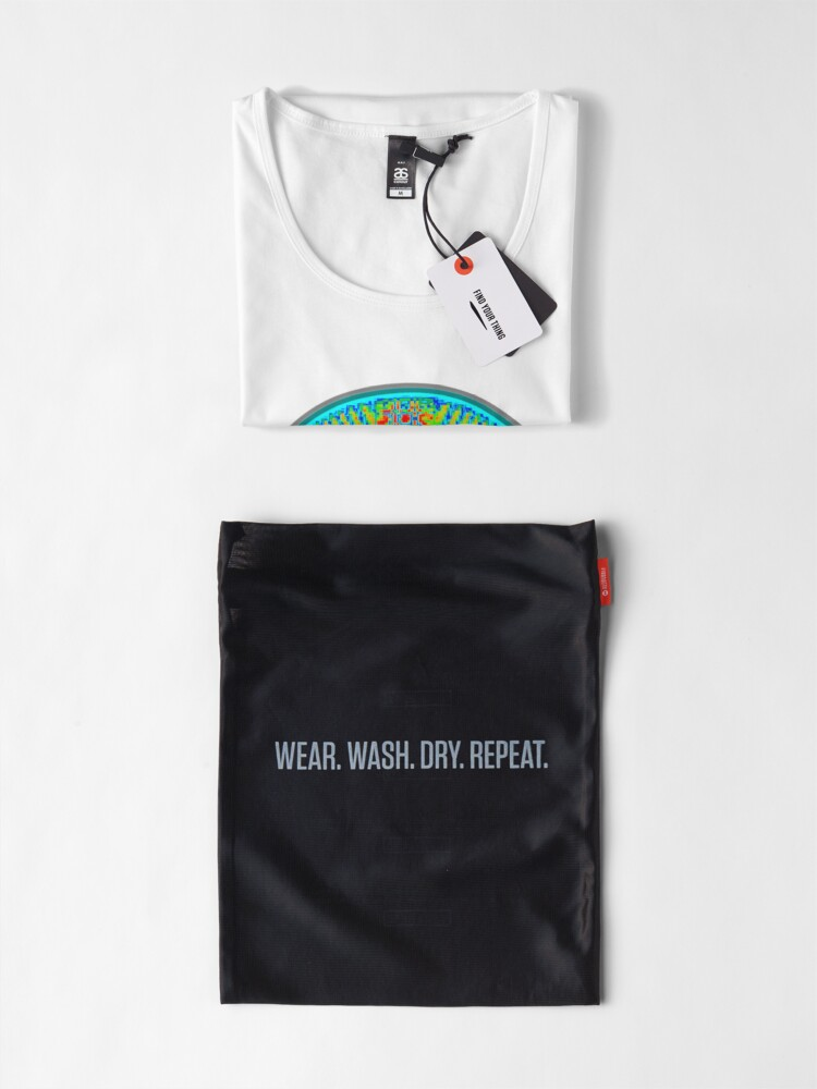 Alternate view of Optical ⑧ by RootCat Premium Scoop T-Shirt