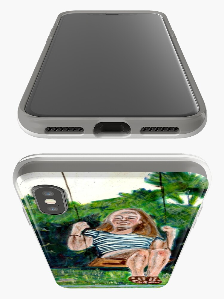 Alternate view of Never Too Old iPhone Cases & Covers
