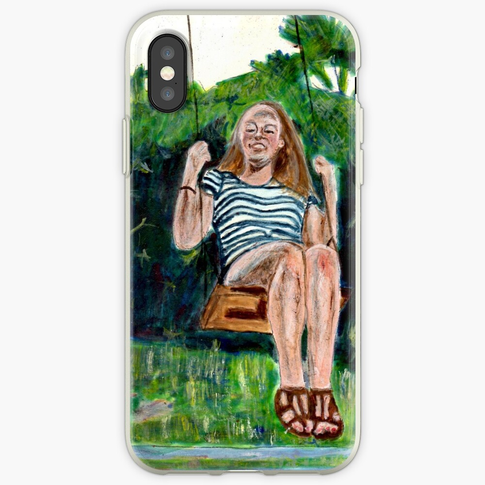 Never Too Old iPhone Cases & Covers