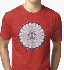 'KaliFract 0088' Tri-blend T-Shirt