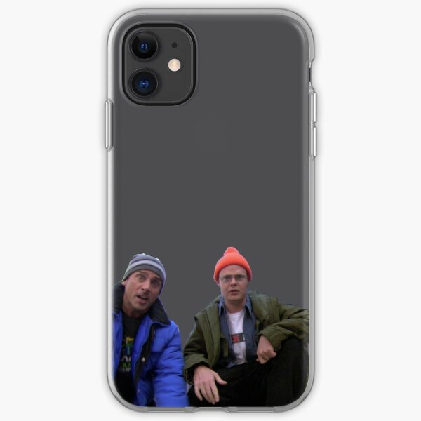 Lazy Scranton The Office iPhone Soft Case