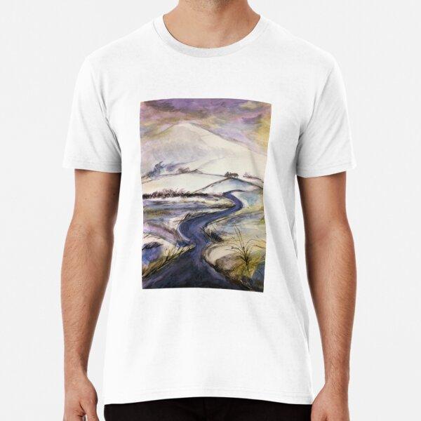 Purple snow Premium T-Shirt