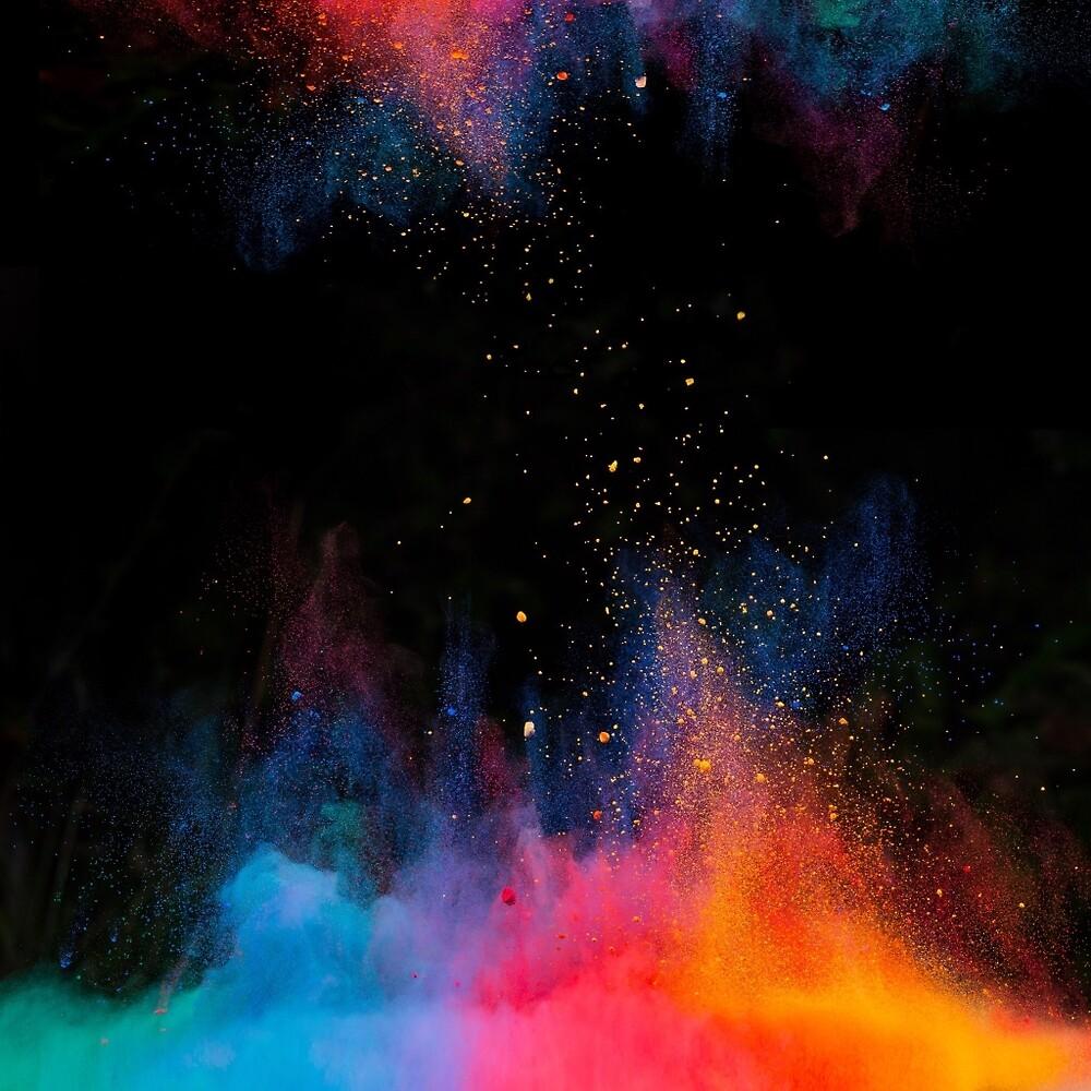 Paint blast by Jonah Rosenberg