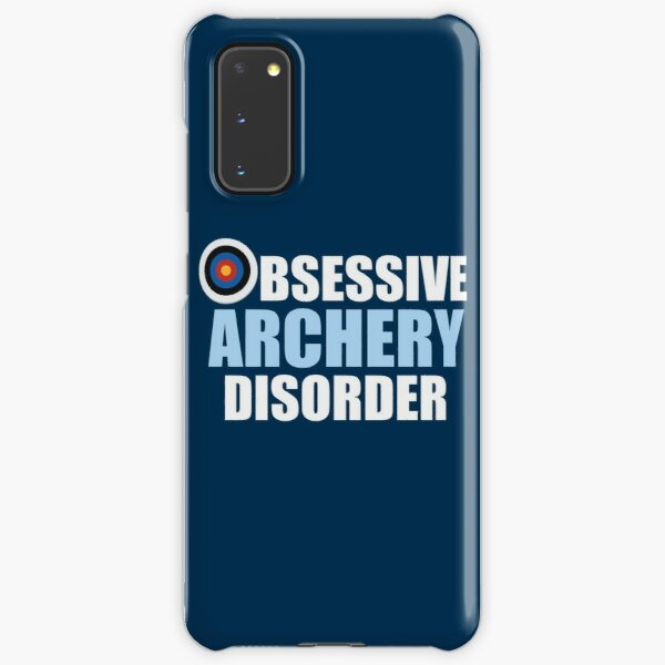 Obsessive Archery Disorder Samsung Galaxy Snap Case