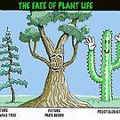 plant lives by Jerel Baker
