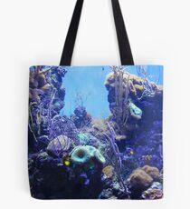 Under the Sea. California Academy of Sciences Aquarium. San Francisco 2010  Tote Bag