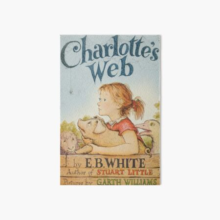 La web de Charlotte Lámina rígida