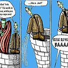 Frankenstein and Dracula by Jerel Baker