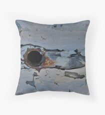 Almost like the tundra ... Throw Pillow
