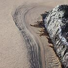 Sandy Rock Pool #1 - Marloes Beach, Wales by Daisy-May