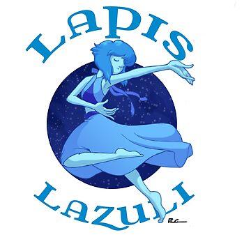Lapis Lazuli by Penn92Evans