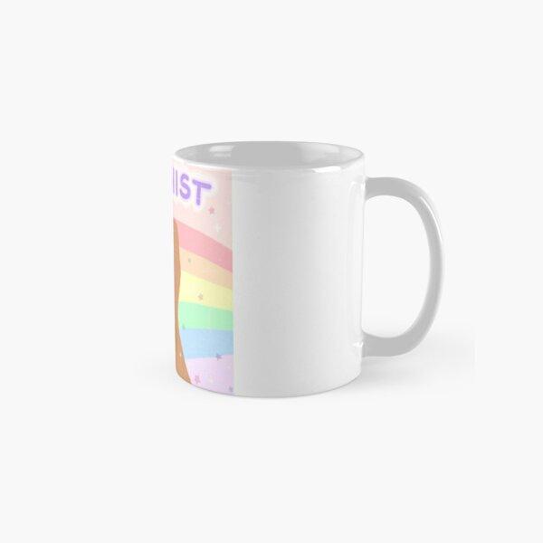 Yes, I am a feminist! Classic Mug