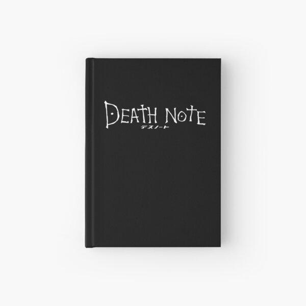 DeathNote Hardcover Journal