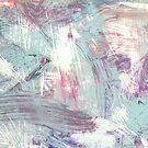 Weathered Rhythms - Abstract Expressionist Painting by Autumn Musick