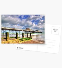 Worthing Pier Postcards