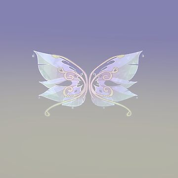 Wing design water by A-Lypse