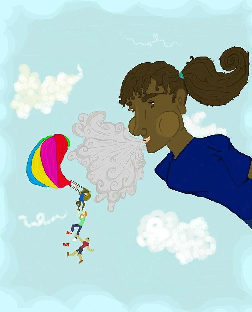 Balloon by Mam10k