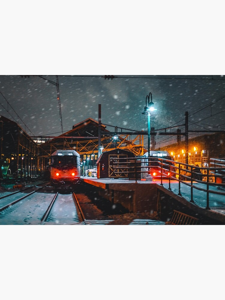 4 AM Train to Winter by VCOBA
