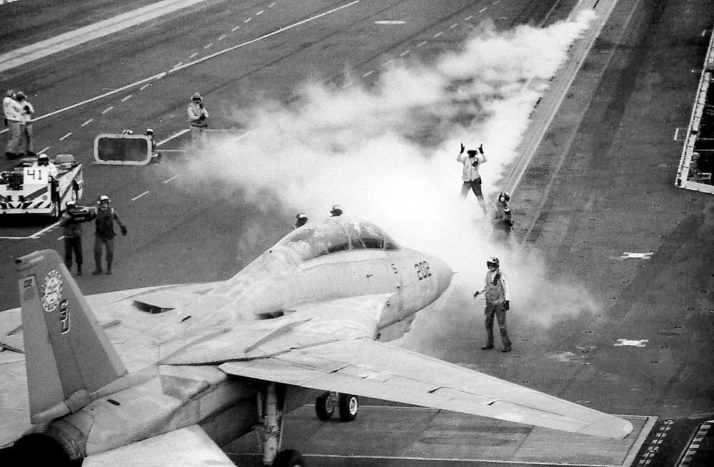 F14 Pre-Launch by Michael Mars