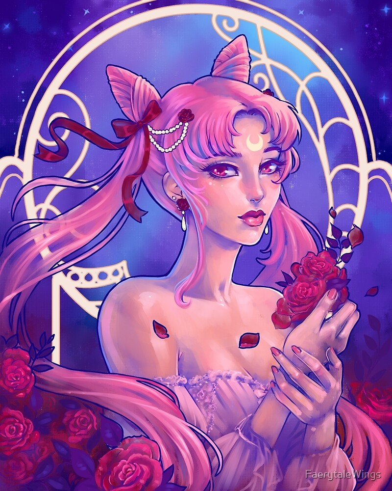 Princess of the Moon by FaerytaleWings