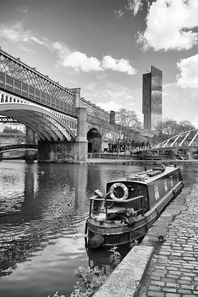 Castlefield - Manchester by Stuart Giblin