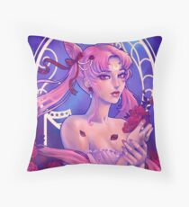 Princess of the Moon Throw Pillow
