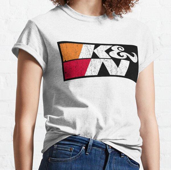 K & N-Luftfilter Leistungsteile Classic T-Shirt