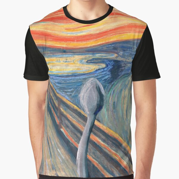 The Spoon Graphic T-Shirt