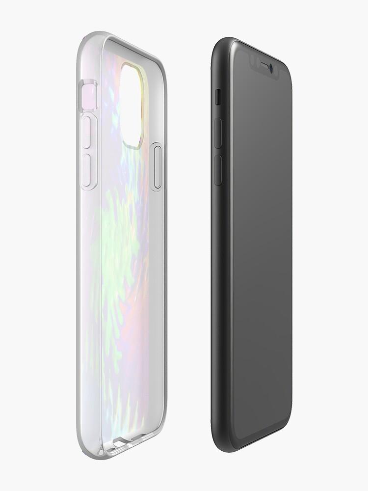 coque couple - Coque iPhone «Préhistorique», par JLHDesign