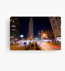 Lienzo Flat Iron New York City