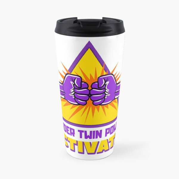 Wonder Twin Powers Activate Travel Mug
