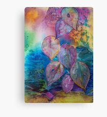 Meditative Bliss Canvas Print