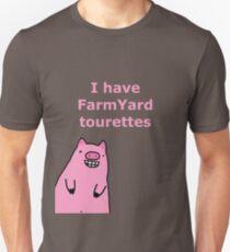 FarmYard Tourettes Unisex T-Shirt