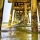 Jacksonville Beach Pier by Kay Brewer