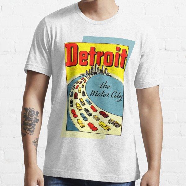 Detroit: The Motor City Essential T-Shirt