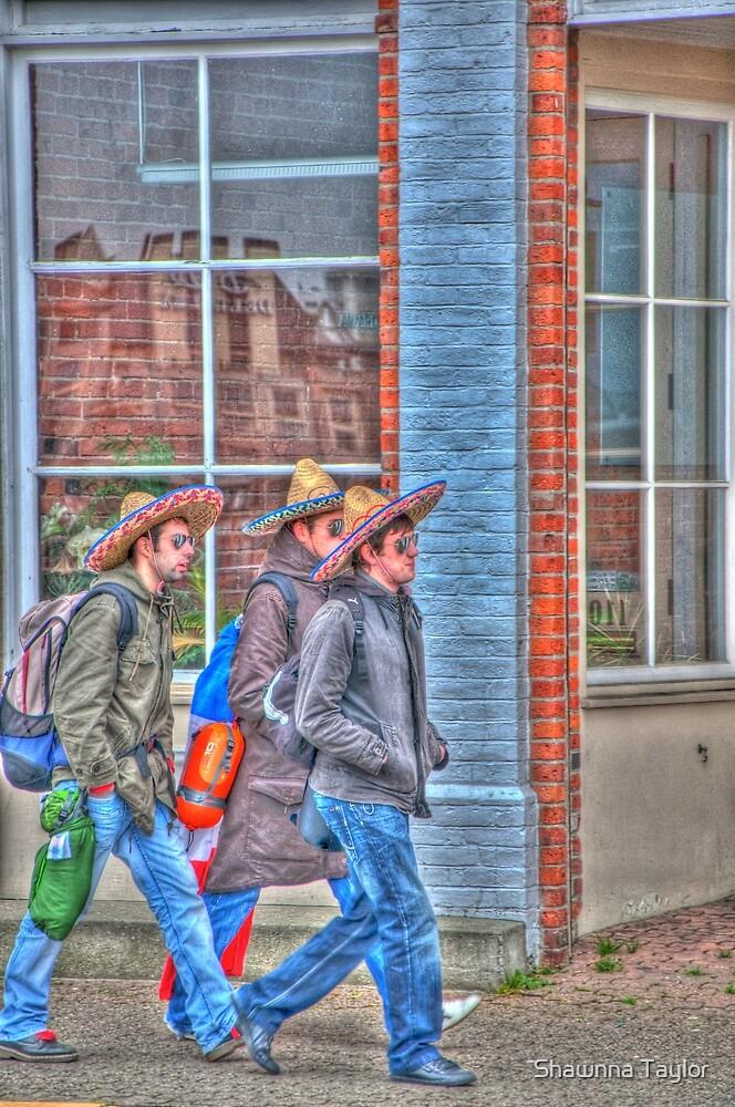 Three Amigos by Shawnna Taylor