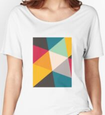 Triangles (2012) Women's Relaxed Fit T-Shirt