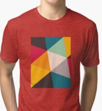Triangles (2012) Tri-blend T-Shirt