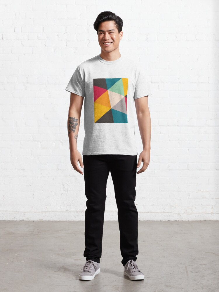 Alternate view of Triangles (2012) Classic T-Shirt
