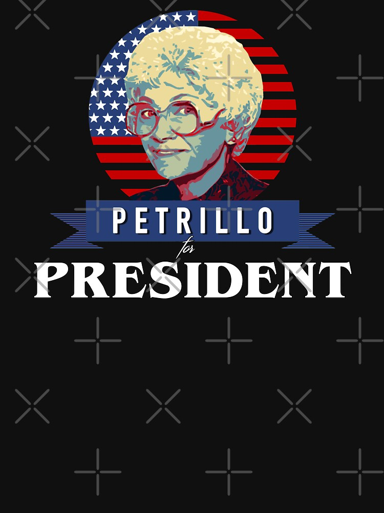 Petrillo for President by sophiapetrillo