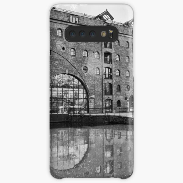 Castlefield Waterways of Manchester, Building & Reflection Samsung Galaxy Snap Case