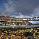 Ballachulish Bridge, Loch Leven, Scotland by AlbaPhotography