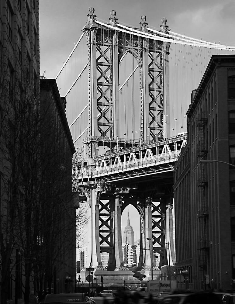Brooklyn Bridge  by freespan