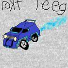 Rocket League® - Rokt Leeg Merc by SWISH-Design