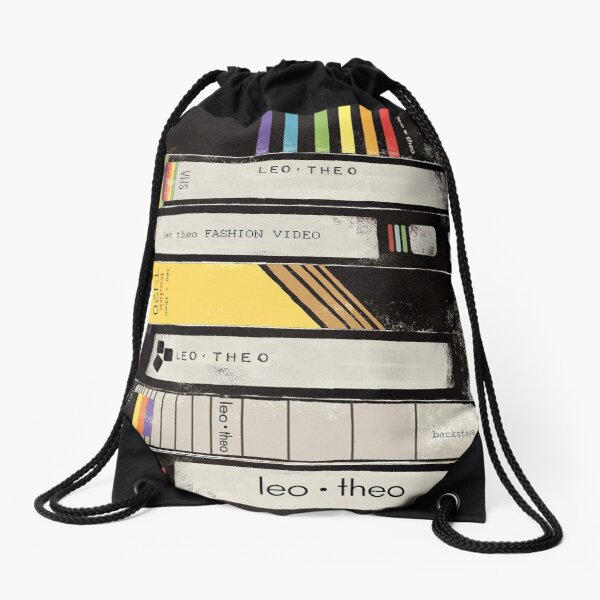 leo • theo | Music-Box  Drawstring Bag