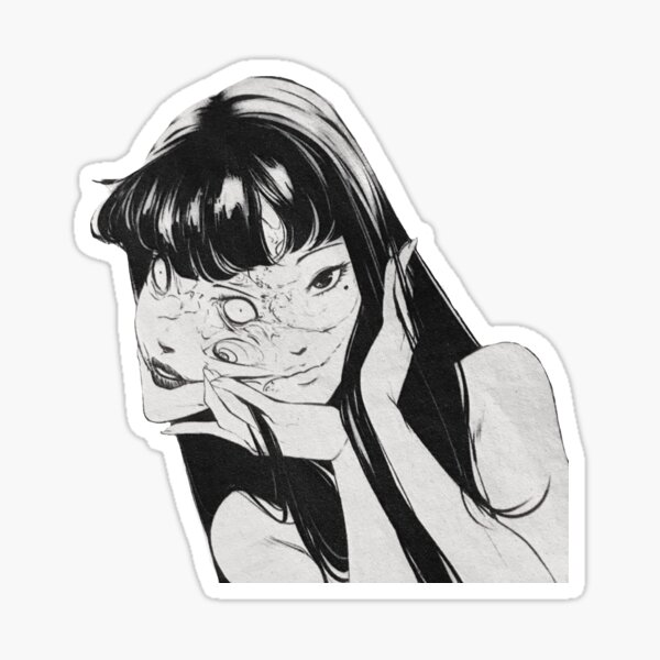 Tomie  Sticker
