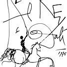 Salvador Dali 'Arre', Knight Artwork, 1975 Original Design, Tshirts, Posters, Jerseys by Art-O-Rama ®