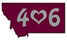 406 : Missoula, Montana  by Sun Dog Montana